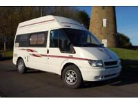 Auto Sleeper Duetto 2 Berth HighTop Van Conversion