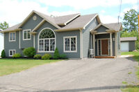 4BDRM in Shediac - Mini-splits, landscape and finished basement