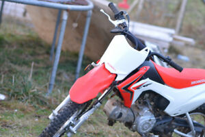 2015 Honda crf110 for sale