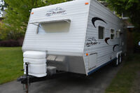 2004 JAYCO JAYFLIGHT 27BH TRAILER
