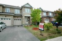 Beautiful Kanata Lakes Townhouse End Unit Rent from July 1st