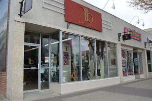 Retail Space Downtown Lethbridge