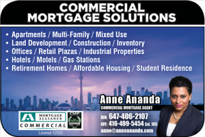 Commercial Mortgages - Low Rates!