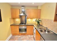 2 bedroom, 2 bathroom flat with private secure parking. Aylesbury town centre