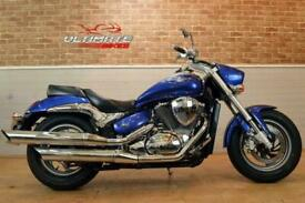 2013 63 SUZUKI VZ800 INTRUDER - FREE DELIVERY AVAILABLE