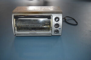 Toaster Oven Works Great Cleaned Out Ready for Pick up