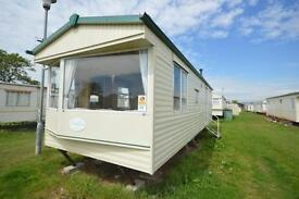 Static Caravan Dymchurch Kent 2 Bedrooms 6 Berth Atlas Everglade 2008 New Beach