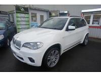 2011 BMW X5 XDRIVE40D M SPORT 7 SEATER BEST COLOUR ESTATE DIESEL