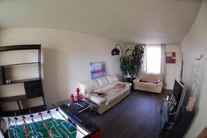 Downtown Apt. No Lease. All Inclusive.