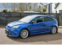 2009 59 FORD FOCUS 2.5 RS PERFORMANCE BLUE LOW MILE FSH