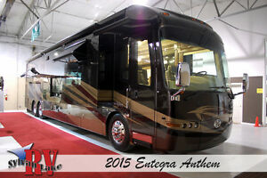 2015 Entegra Anthem - You will Stand on Guard for this Anthem!