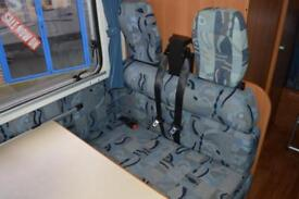 2006 CI CARIOCA 656 2.3 DIESEL MANUAL 6 BERTH 6 TRAVELLING SEAT MOTORHOME MOTOR