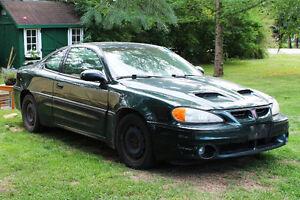 2003 Pontiac Grand Am GT1 Coupe (2 door)