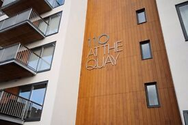 Portishead Marina - Lovely sunny, unfurnished 2 bed 2nd floor apartment