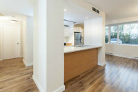AMAZING 1 BDRM, 1 BTH, GROUND FLOOR MODERN SS AP* LE MONTABELLO