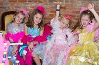 Princess Dress-Up and Tea Party