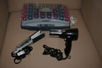 Hair Styling Tools - $25
