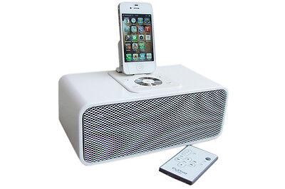 CURVE 90° CLASSIC MP3 SOUND SYSTEM LAUTSPRECHER DOCKING STATION IPOD IPAD IPHONE