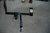 Curt Trailer Hitch for 1999 to 2006 VW Jetta Wagon