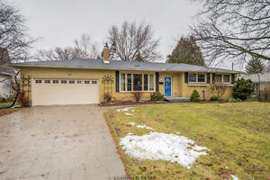 ATTENTION UWO INVESTORS - Just Listed Large Ranch off Sarnia Rd