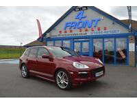 2008 PORSCHE CAYENNE GTS TIPTRONIC S 4.8 PETROL AUTOMATIC RIDE HEIGHT 5 DOOR 4X4