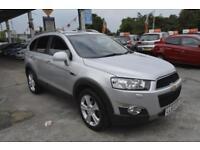 Chevrolet Captiva 2.2VCDi 184ps AWD Auto 2012 LTZ 7 SEATS SAT NAV LEATHER INT