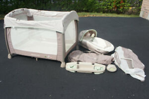 Ingenuity Washable Playard Deluxe, with Dream Centre