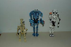 7 Lego Star Wars Technic figures Gatineau Ottawa / Gatineau Area image 1