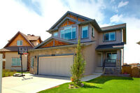 4 Bedroom Walkout Estate High River House for Rent