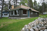 Lakefront Cottage for Thanksgiving Long Weekend in Clear Lake
