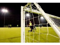 2 hours of 7 a-side football in Oakington, Cambridge