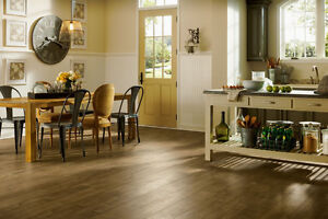 7 1/2'' Wide Plank Engineered Flooring
