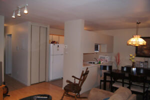 Beau grand logement 4 1/2 style condo