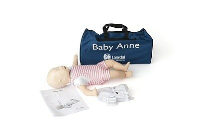 Brand New Laerdal Baby Anne Manikin With Soft Pack 050000 Emt Training Manikin