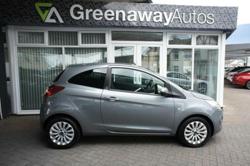 Ford Ka Zetec Great Value Under K  Finance On This Car Hatchback Pet