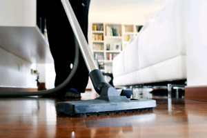 Get your house professionally cleaned!