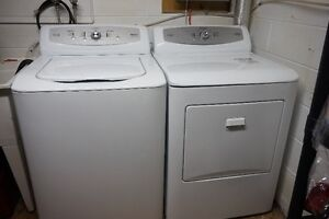 Washer and Dryer 2 years old