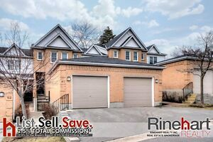 List. Sell. Save 2.5% Total | 61-1570 Richmond St. $279,900