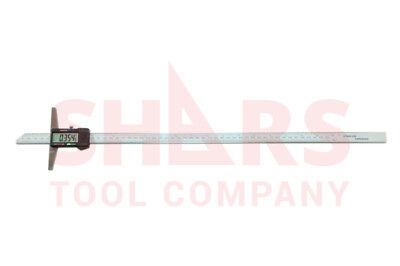 Shars 20 500mm Caliper Digital Depth Gage Gauge New