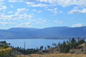 SOLD! LOT with Lake Views in The Creeks - Kettle Valley