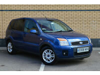 Ford Fusion 1.4TDCi 2007.25MY Zetec Climate