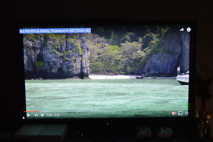 Sony 4k 55 inch 120htz 3D LED TV... 1 year warranty left
