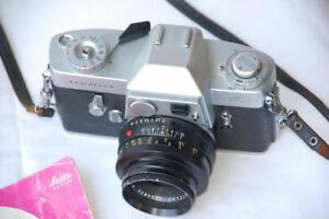 35mm film camera LEICAFLEX