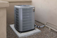 Require Someone to Install AC Central Air Unit