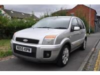Ford Fusion 1.4 TDCi Plus 5dr ( 2 keys, low miles)