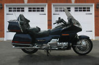 Honda Goldwing 25th Anniversay Edition