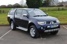 MITSUBISHI L200 158BHP Double Cab DI D Animal 4WD VERY LOW MILEAGE PICK UP
