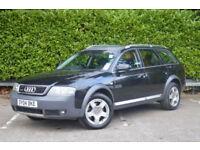 Audi allroad 4.2 V8 auto 2004MY quattro