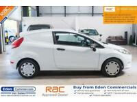 2012 62 FORD FIESTA 1.4 1.4 TDCI CAR DERIVED VAN