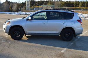 2012 Toyota RAV4 Upgrade Package SUV, Crossover